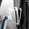 Kép 4/10 - Ariete 6246 Duetto Garment + Iron ruhaápoló és gőzvasaló, tapadásmentes kerámia