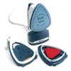 Kép 6/10 - Ariete 6246 Duetto Garment + Iron ruhaápoló és gőzvasaló, tartozékok: szöszkefe és nadrágprés