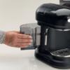 Kép 3/8 - Ariete 1318.BK Moderna eszpresszó kávéfőző, beépített kávéőrlővel, fekete