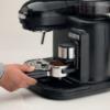 Kép 5/8 - Ariete 1318.BK Moderna eszpresszó kávéfőző, beépített kávéőrlővel, fekete