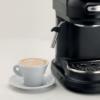 Kép 7/8 - Ariete 1318.BK Moderna eszpresszó kávéfőző, beépített kávéőrlővel, fekete