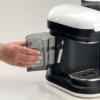 Kép 3/8 - Ariete 1318.WH Moderna eszpresszó kávéfőző, beépített kávéőrlővel, fehér
