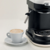 Kép 7/8 - Ariete 1318.WH Moderna eszpresszó kávéfőző, beépített kávéőrlővel, fehér