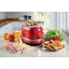 Kép 7/8 - Ariete 149.RD Moderna 2 szeletes kenyérpirító, piros