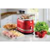 Kép 8/8 - Ariete 149.RD Moderna 2 szeletes kenyérpirító, piros