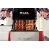 Kép 7/11 - Ariete 730 Party Time Steak House függőleges grillsütő, eltávolítható és mosható belső részek