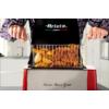 Kép 11/11 - Ariete 730 Party Time Steak House függőleges grillsütő, legfeljebb 4 cm vastag ízletes steakek