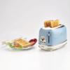 Kép 3/4 - Ariete 155.BL Vintage 2 szeletes kenyérpirító, pasztell kék