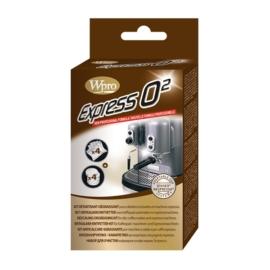 Wpro KMC-800 kávéfőző tisztító és vízkőoldó